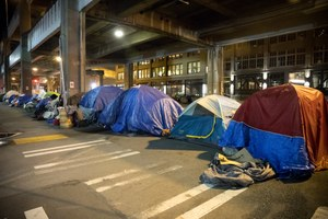 COVID-19 pushed Seattle to provide housing for homeless people