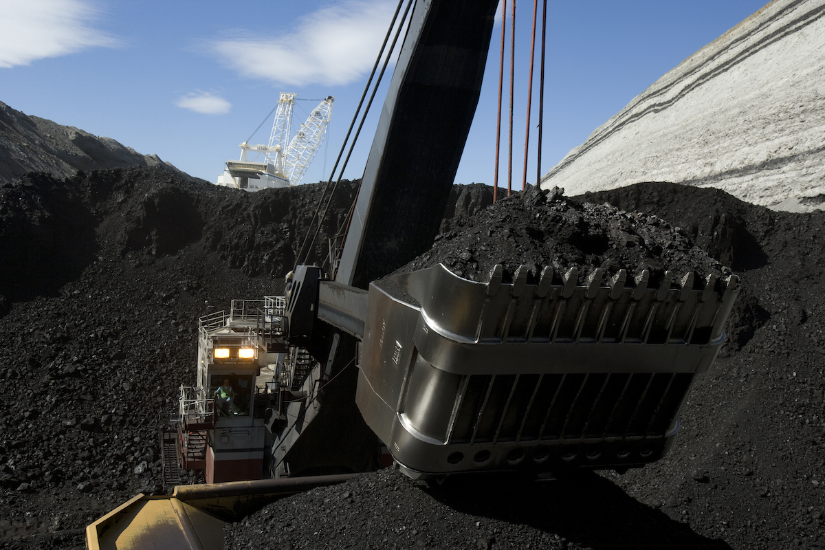 Defying Trends Wyoming Approves A New Coal Mine High