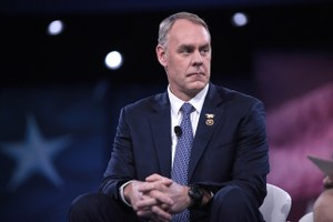 Ryan Zinke to step down as Interior secretary