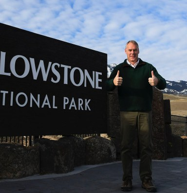 Zinke announces mining ban near Yellowstone