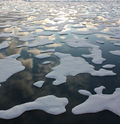 Drilling the Arctic comes with a 75 percent chance of a large oil spill