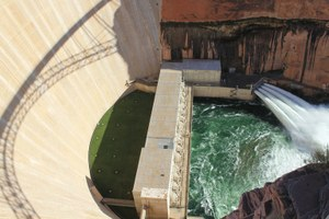 Drought, Glen Canyon Dam, climate change and God