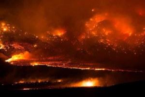 Early start to wildfire season