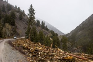 A wild winter threatens summer profits in Colorado's high country