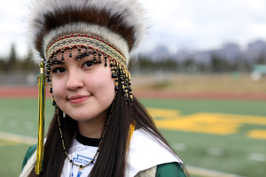 Native students fight to wear traditional regalia at graduation