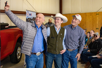 Montana's new governor scares conservationists