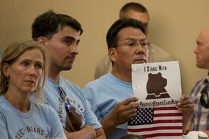 Emotions run high over monument designation in Utah