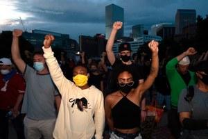 Porqué las protestas por George Floyd iniciaron tan temprano en Denver