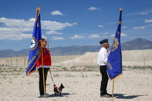 Photos from rural America's veteran heartland