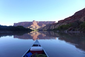 Alone on the Green River