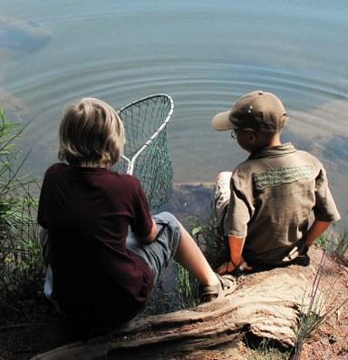 When boyhood friendships were forged outdoors