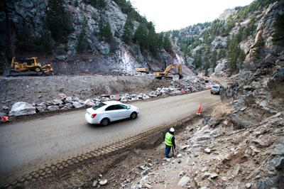 Thousands of fish die in Colorado, amid flood recovery projects