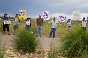 Where are the fracking fights this fall?