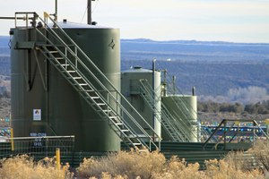 Fracking has a big water footprint, but that's not the whole story