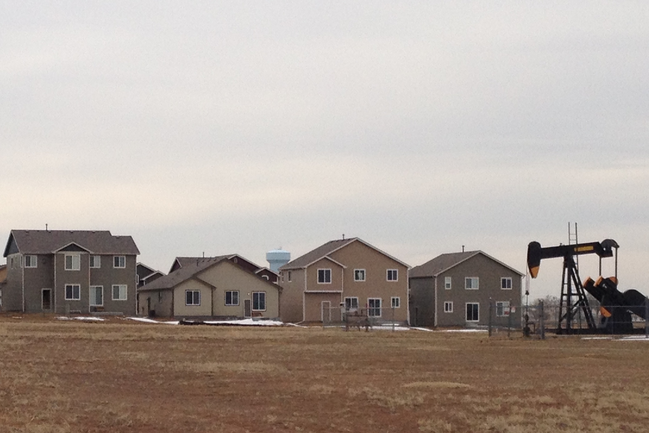 Fractivists target denver to build support high country news for Building a house in colorado