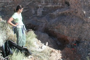 Margaret Hiza Redsteer uses Navajo memories to track climate change
