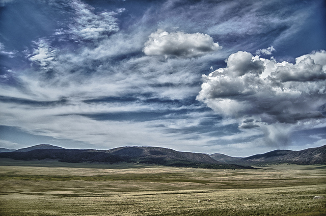 Valles Caldera National Preserve, which could become a national park