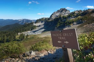 Which way? A new approach to navigating the Pacific Crest Trail