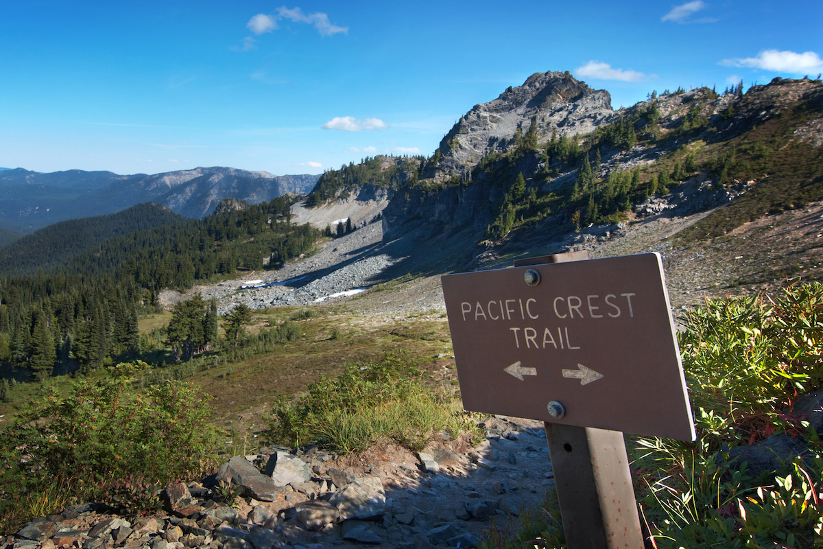 Image result for pacific crest trail