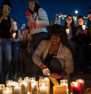 Ways to contend with the Las Vegas shooting