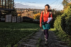 The outdoors gender gap needs to be closed