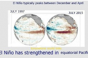 Hopes high for a 'Super' El Niño