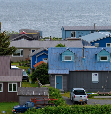 Shell exacerbates housing shortage in Alaska port town