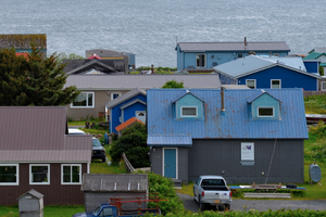 Shell exacerbates housing shortage in Alaska port town