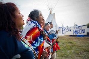 How the Dakota pipeline protest is spreading Westwide