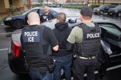 ICE raids confirm worst fears of young immigrants