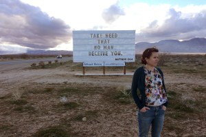 What it took to investigate a suspicious town in the Mojave Desert