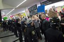 Western states react to Trump's immigration travel ban
