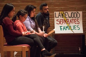A Seattle church helps an immigrant family stay together