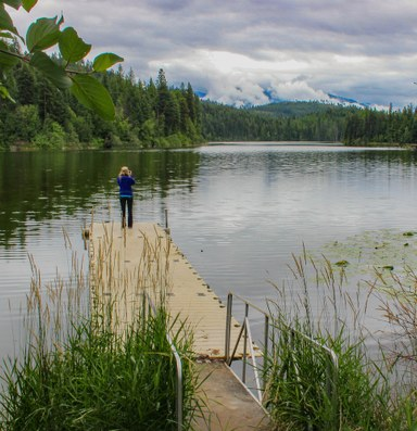 Can a Montana community run its own forest?