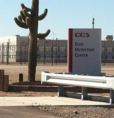 How Western towns profit from detaining immigrants