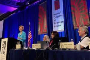 Elizabeth Warren's empty platitude over Native ancestry