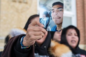 The killing of Colten Boushie