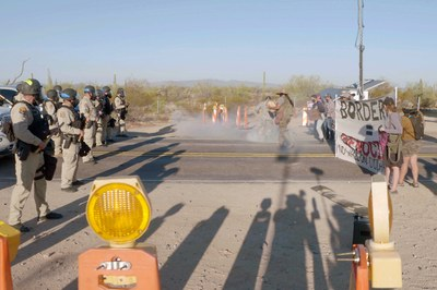 Violence at the U.S.-Mexico border as a presidential election nears