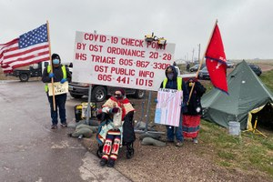 Tribes defend themselves against a pandemic and South Dakota's state government