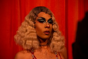 Enjoy a front-row seat at Diné Pride's Christmas drag show