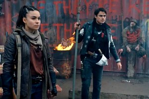 Indigenous people face down zombies and win in 'Blood Quantum'