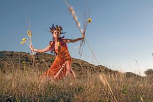 Finding Indigenous futurism through dance