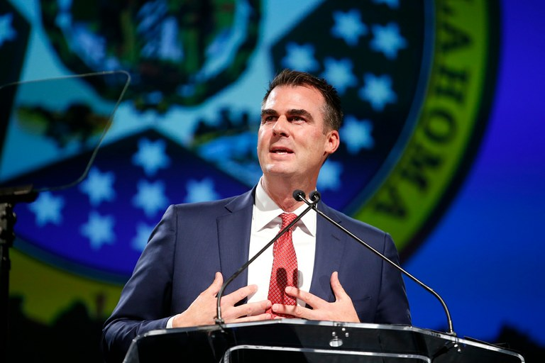The Cherokee Nation once fought to disenroll Gov. Kevin Stitt's ancestors