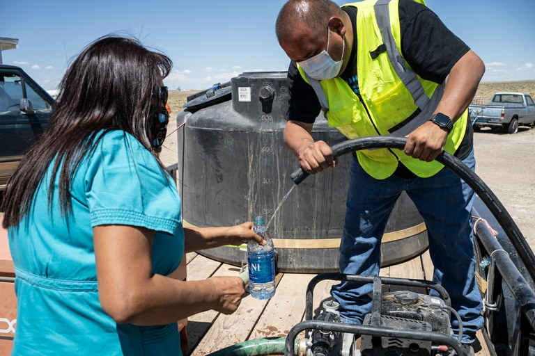 Contested Water Settlements Inflamed The Navajo Nation S Health Crisis High Country News Know The West