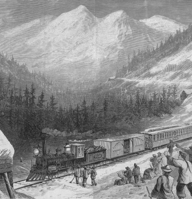 America forgot the Chinese workers who built the railroad