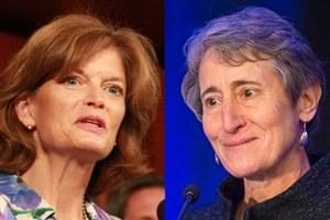 Jewell, Murkowski square off
