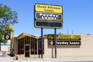 Jonathan Thompson on payday lending