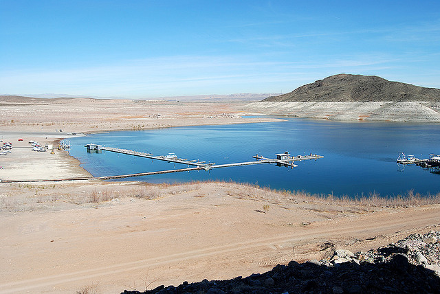 Lake Mead Watch As The Colorado Dries Up Will Tourism