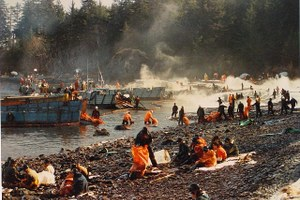Legal challenges over Exxon Valdez sputter to an end