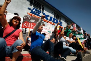 California steps up for environmental justice